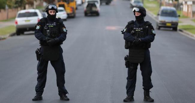 Australian police urging terror preparedness