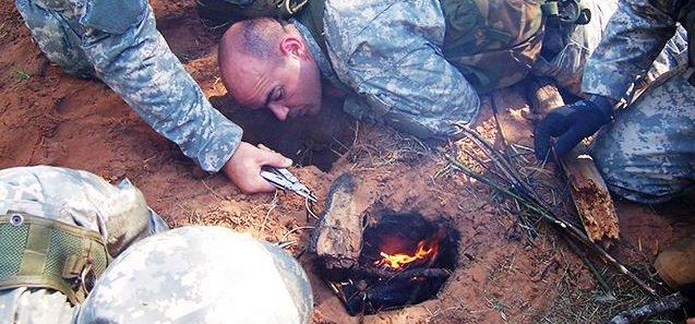 SERE training teaches survival in the wild
