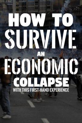 Venezuela Collapse: Survival Of A Prepper In The World's Worst Economy