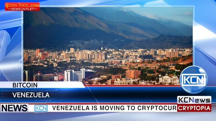 Venezuelan economy is turning to bitcoin as an anti-government currency