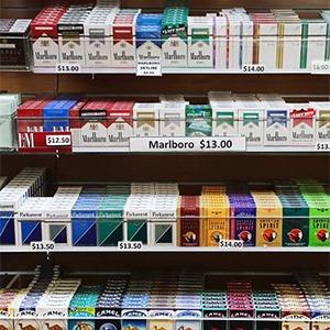 Cigarettes are valuable items when the SHTF