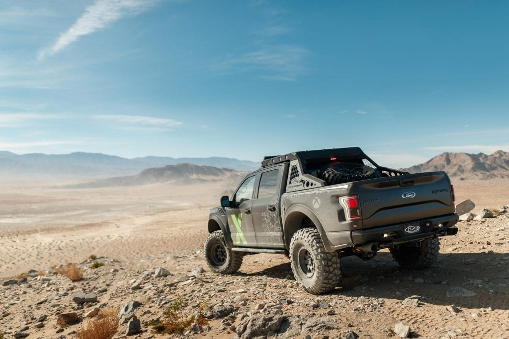 bug out vehicle f150