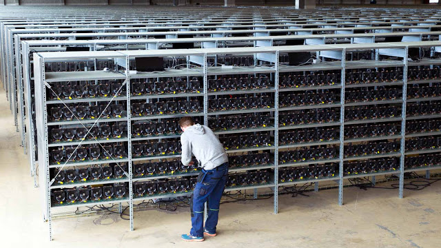 bitcoin mining energy cost